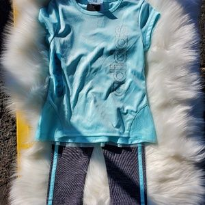 Adidas Toddler Set Girls